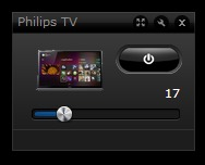 Fibaro Home Center Philips TV