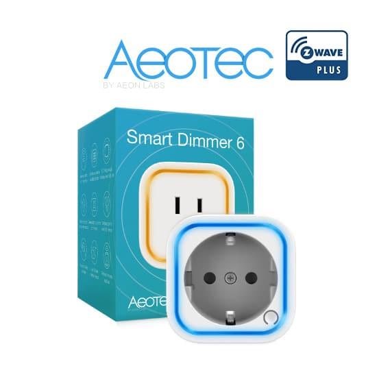 aeotec smart dimmer 6 z wave plus z wave winkel control living. Black Bedroom Furniture Sets. Home Design Ideas